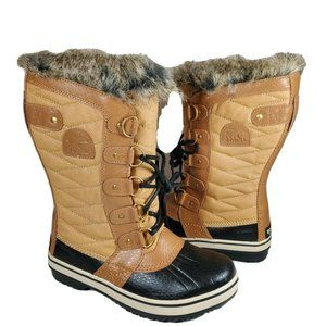Sorel Womens boots Tofino Cate Snow Cold Weather